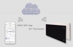Nowe produkty: Grzejniki ADAX NEO H/L i CLEA H/L zarządzane przez sieć WiFi z telefonu komórkowego