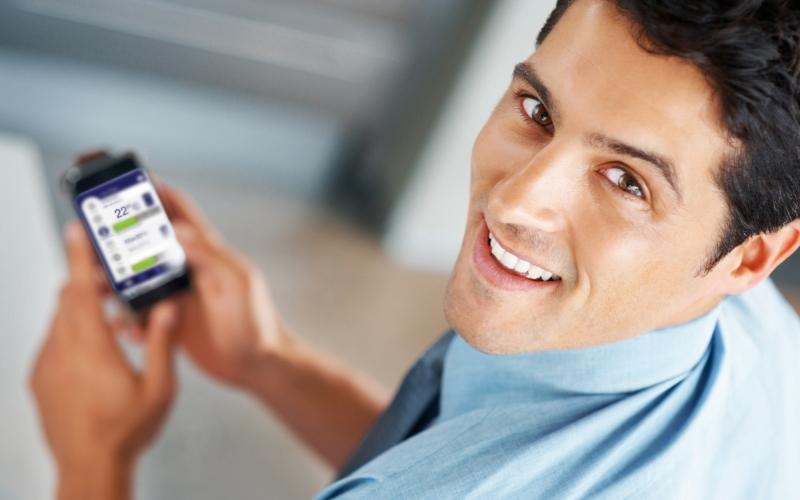 Moduł kontroli GSM ADAX SET