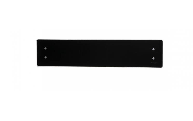 Szklany grzejnik ADAX CLEA L06 KWT Czarny