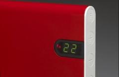 Co oznacza migająca litera [#kbt]rE[#kbt] na wyswietlaczu grzjnika panelowego?