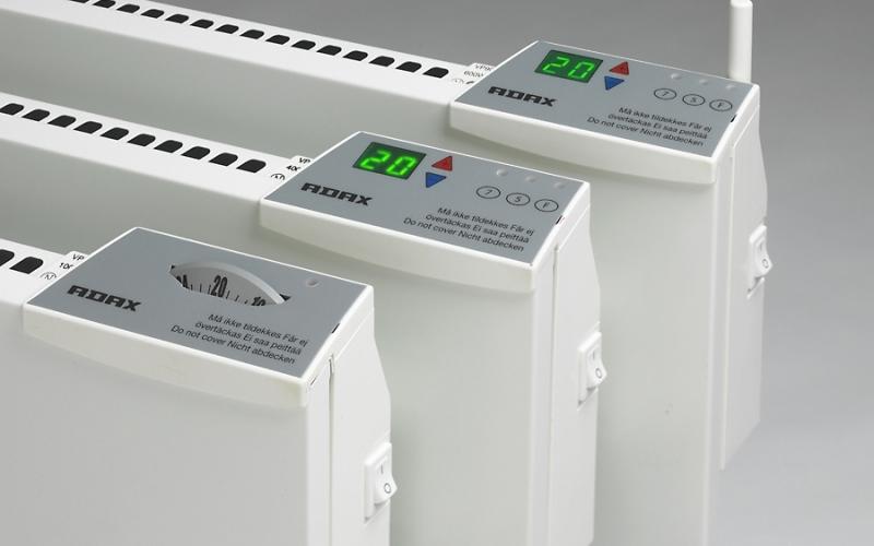 Termostaty ADAX Multi/CLEA